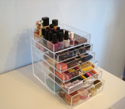 5 Drawer Makeup Organizer United Products Llc