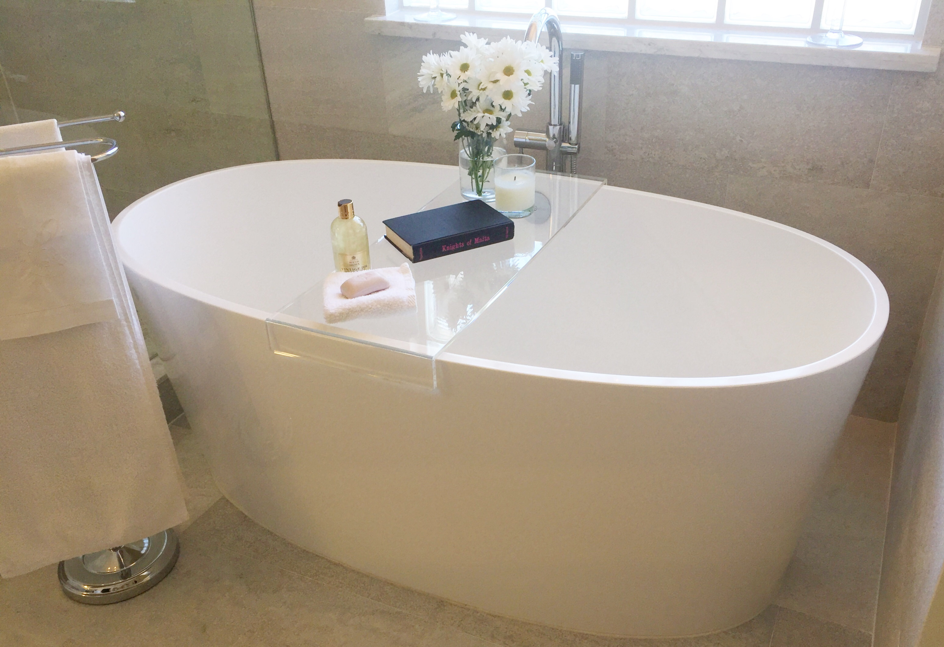 Acrylic Bathtub Caddy United Products Llc
