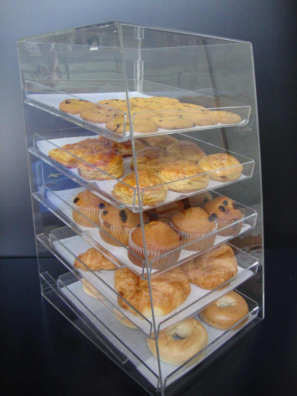 Bakery Bin Bakery Display Cookie Bin Muffin Bin Donut